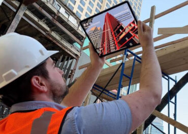 Bimerr Augmented Reality enabled In site Building Feature Annotation